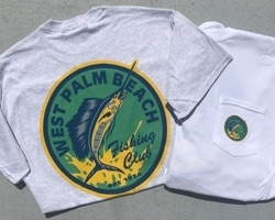 Club Retro Circle Sailfish T-Shirt (Short Sleeve)