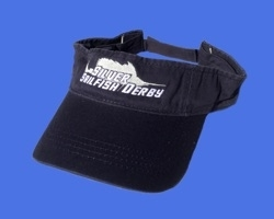 Silver Sailfish Derby Visor